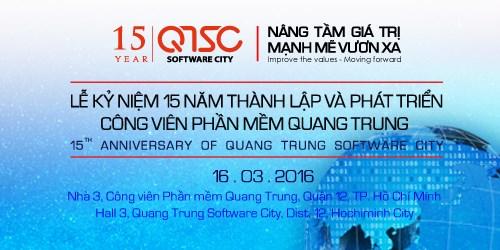 La sarl de developpement du parc des logiciels Quang Trung a l'honneur hinh anh 1