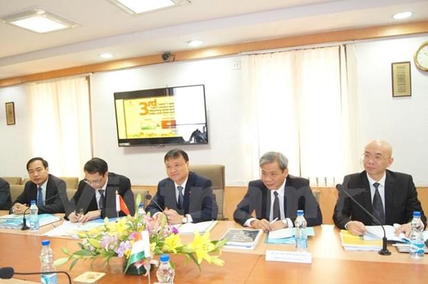Vietnam-Inde : promouvoir la cooperation hinh anh 1
