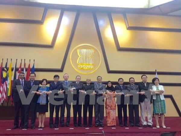 L'ASEAN et la Russie s'orientent vers la celebration des 20 ans du partenariat de dialogue hinh anh 1