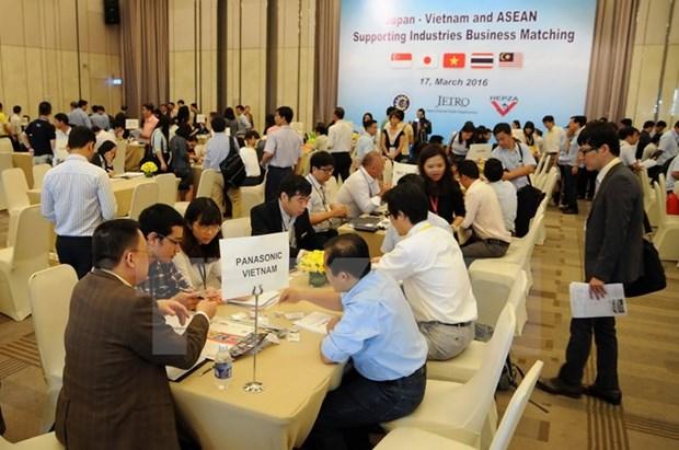 Connectivite commerciale renforcee entre les entreprises vietnamiennes, japonaises et aseaniennes hinh anh 1