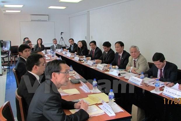 Le Mexique et le Vietnam renforcent la cooperation dans l'audit hinh anh 1