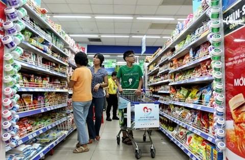 La grande distribution au service des exportations vietnamiennes hinh anh 1