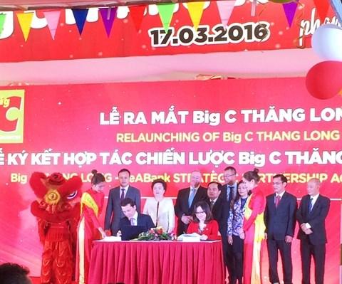 Inauguration du nouveau Big C Thang Long hinh anh 2