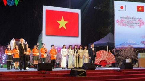 Programme d'echange culturel Japon - Vietnam a Hanoi hinh anh 1