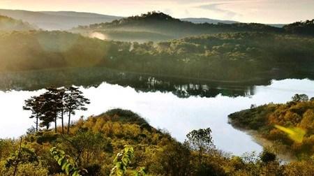 Le lac Tuyen Lam vaut vraiment le detour hinh anh 1