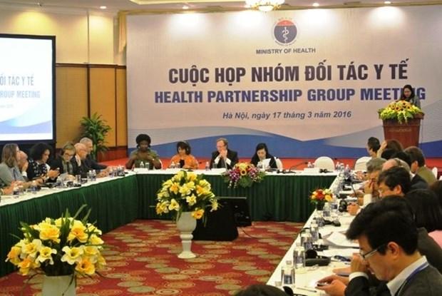 Les organisations internationales s'engagent a aider le Vietnam a remplir ses objectifs de sante hinh anh 1