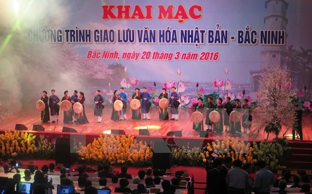 Echanges culturels Japon-Bac Ninh hinh anh 1