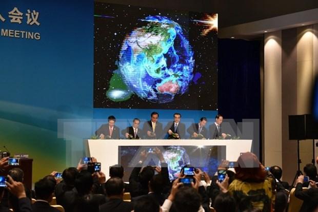 La cooperation Mekong-Lancang pour une communaute commune pacifique et prospere hinh anh 2
