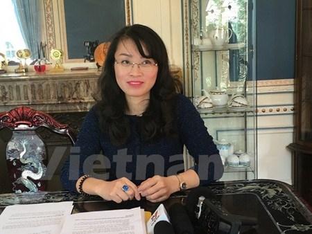 Vietnam, une economie dynamique qui attire les entreprises francaises hinh anh 1