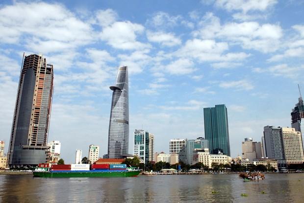 L'economie de Ho Chi Minh-Ville en croissance ce premier trimestre hinh anh 1