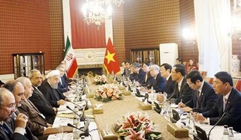 Nombre d'entreprises iraniennes souhaitent investir au Vietnam hinh anh 1