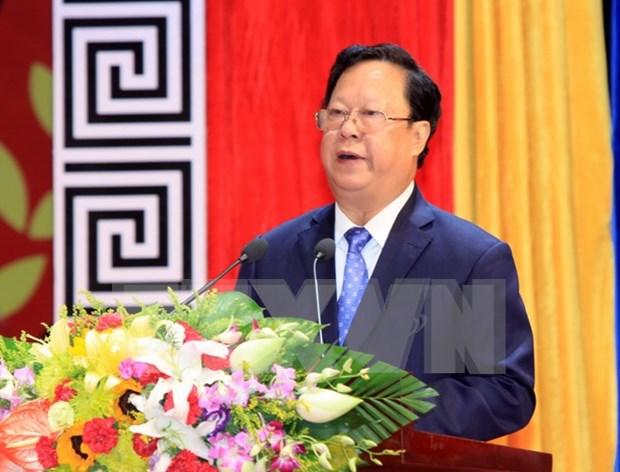 L'Academie russe decore le president de l'Union des associations d'amitie du Vietnam hinh anh 1