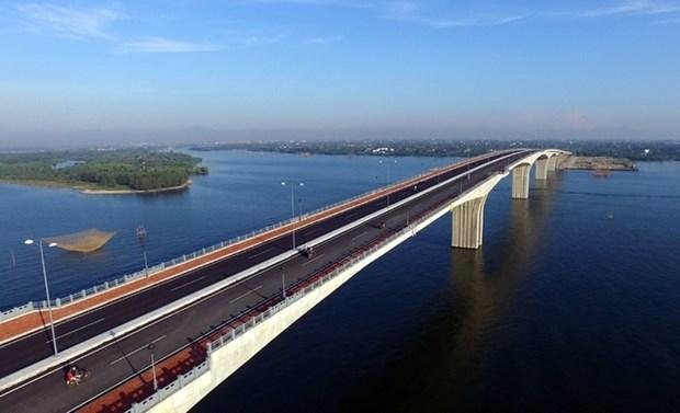 Inauguration du pont Cua Dai dans la province de Quang Nam hinh anh 1