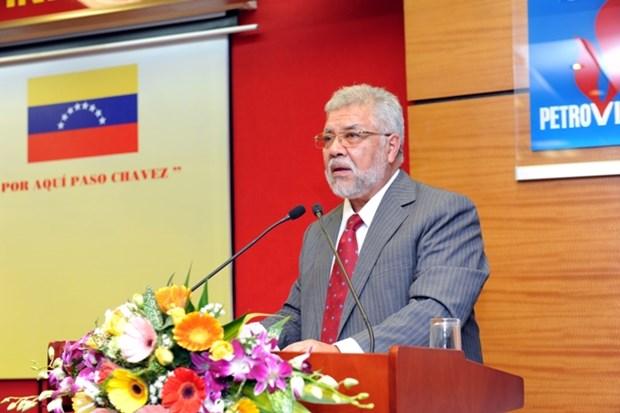 L'ambassadeur du Venezuela souhaite developper les relations avec le Vietnam hinh anh 1