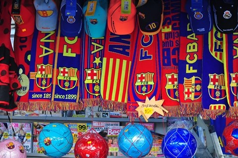 La banque SHB s'associe au FC Barcelone hinh anh 2