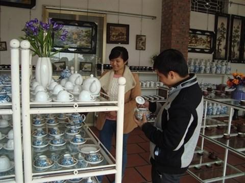 Trois villages de metier connus en banlieue de Hanoi hinh anh 2