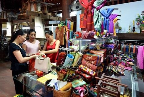 Trois villages de metier connus en banlieue de Hanoi hinh anh 3