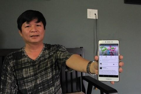 Une page de Facebook pour gerer la ville de Da Nang hinh anh 1