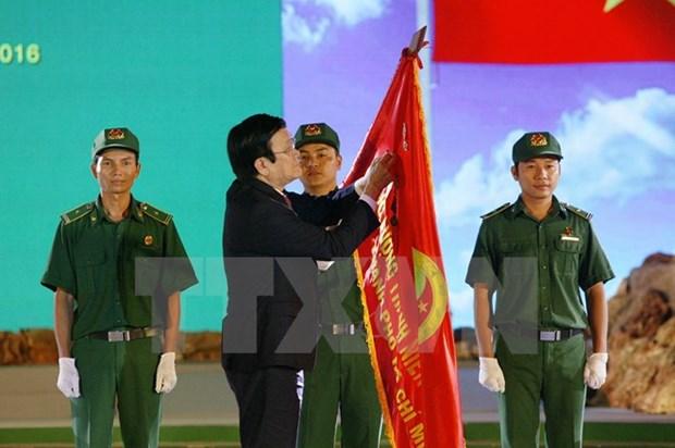 Celebration des 40 ans des forces de jeunes volontaires de Ho Chi Minh-Ville hinh anh 1