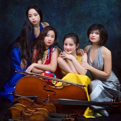 Bientot un concert a Hanoi pour les autistes hinh anh 1