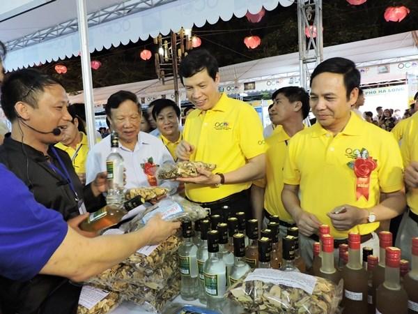 La 3e foire OCOP de Quang Ninh 2016 sera organisee fin avril hinh anh 1