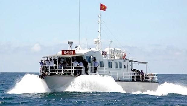 Quang Tri propose un nouveau circuit touristique sur l'ile de Con Co hinh anh 1