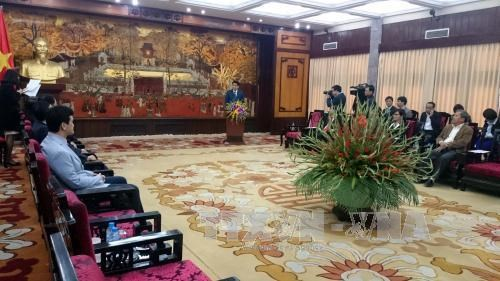 Feu vert pour la construction d'un centre R&D de Samsung a Hanoi hinh anh 1