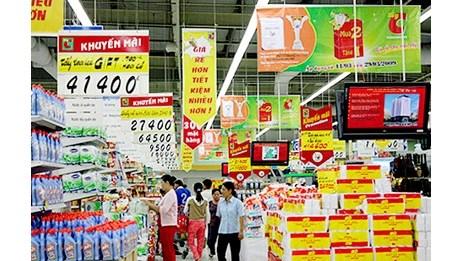 Commerce de detail: les entreprises d'Asie renforcent leur presence au Vietnam hinh anh 1