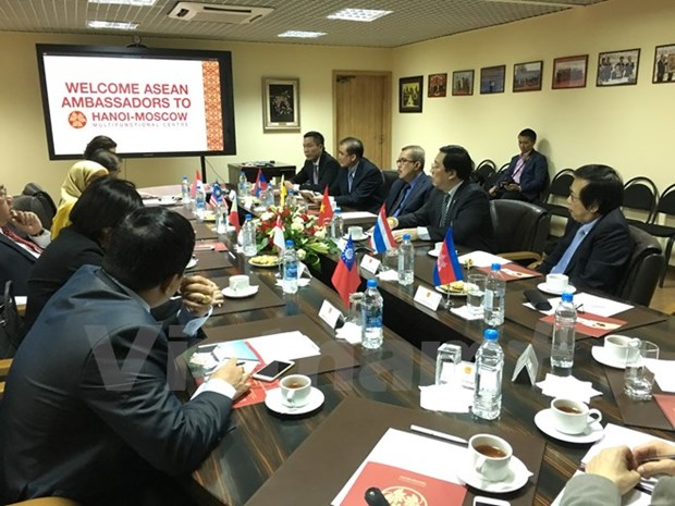 Promotion des relations ASEAN - Russie hinh anh 1