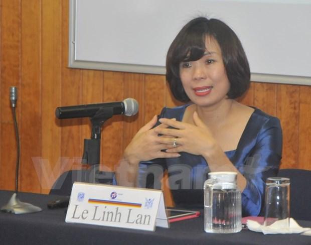Atelier sur la politique exterieure du Vietnam au Mexique hinh anh 1