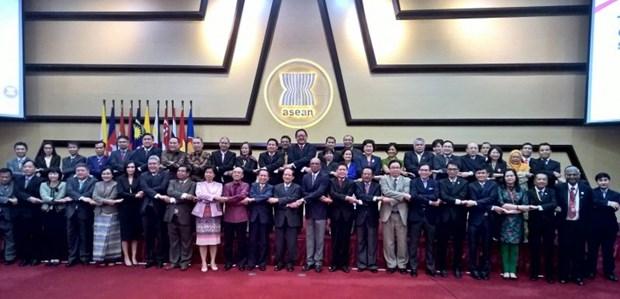 L'ASEAN accelere le pas pour sa communaute socioculturelle hinh anh 1