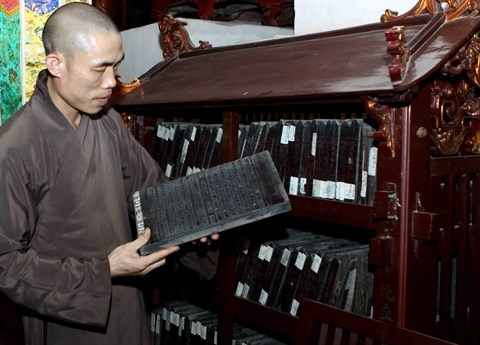 La pagode de Vinh Nghiem et son incroyable tresor hinh anh 1