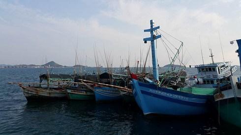 La Thailande arrete 47 pecheurs vietnamiens et leurs cinq bateaux hinh anh 1