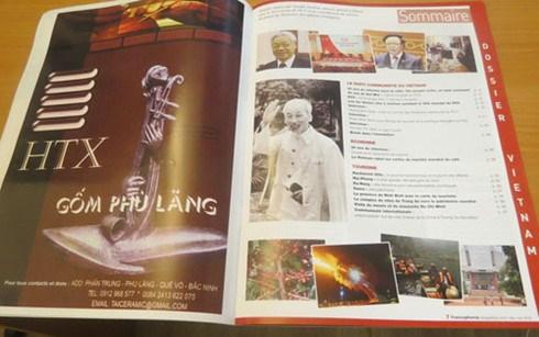 Francophonie Actualites: Numero special sur les 30 ans de Renouveau du Vietnam hinh anh 2