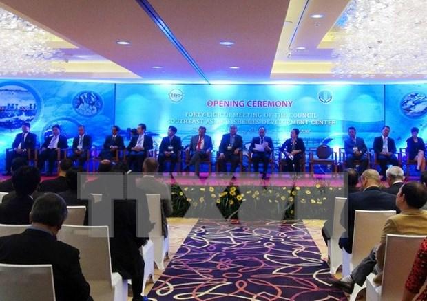Cooperation dans la lutte contre l'exploitation illegale de produits aquatiques hinh anh 1