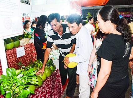 Le Festival de l'agriculture et de la peche a Ba Ria – Vung Tau hinh anh 2