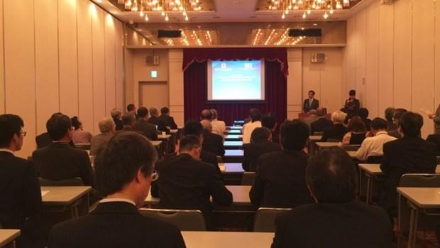 Vietnam-Japon : conference sur la cooperation scientifique et technologique hinh anh 1