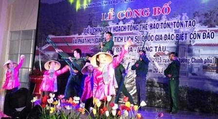 Valoriser le site historique national de Con Dao: Vers un developpement touristique durable hinh anh 1