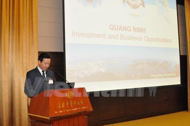 Hong Kong : seminaire sur les opportunites d'affaires et d'investissement au Vietnam hinh anh 3