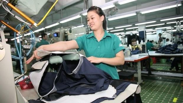 Textile-habillement : plus de 63 milliards de dongs pour la formation de la main-d'oeuvre hinh anh 1