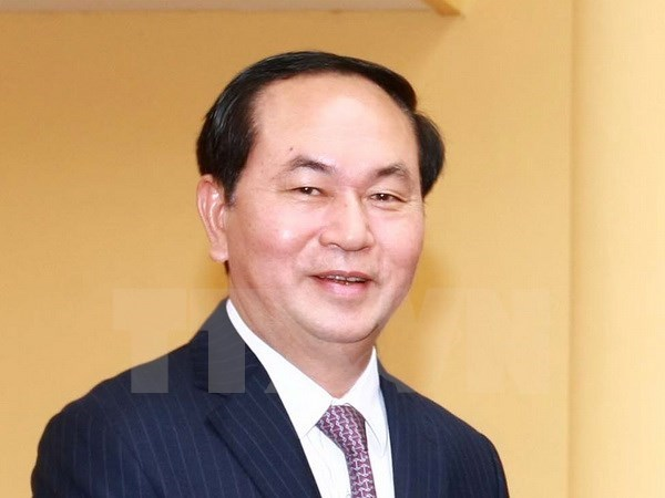 Les felicitations au president vietnamien continuent d'affluer hinh anh 1