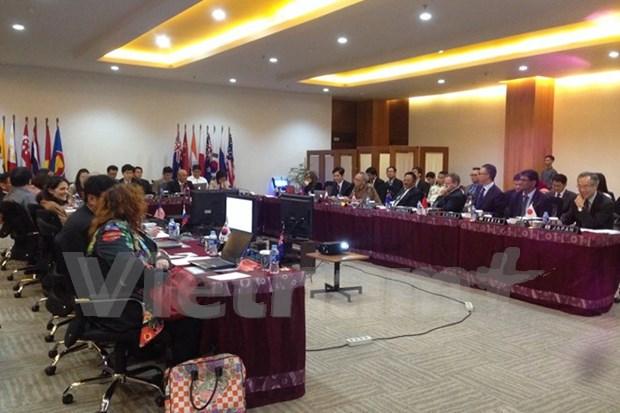 Sommet d'Asie de l'Est : mecanisme d'echange entre les ambassadeurs aupres de l'ASEAN hinh anh 1
