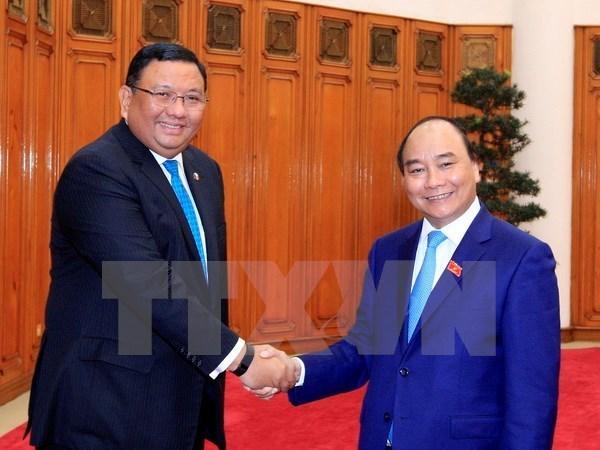 Vietnam et Philippines resserrent leur cooperation integrale hinh anh 1