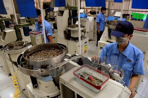 Industrie lourde : inauguration d'une usine japonaise a Ha Nam hinh anh 1