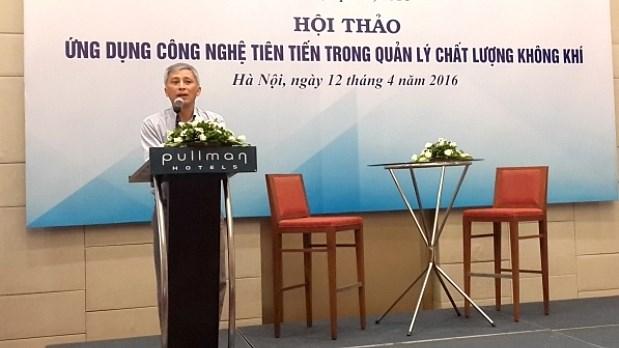 Application de nouvelles technologies dans la gestion de la qualite de l'air hinh anh 1