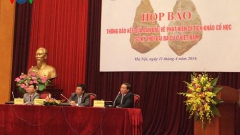 Le Vietnam figure dans l'Atlas historique de l'apparition de l'Homme hinh anh 1