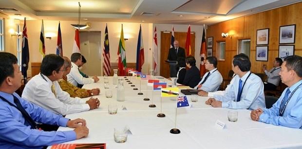Renforcer la cooperation entre le Vietnam et le Territoire du Nord de l'Australie hinh anh 1
