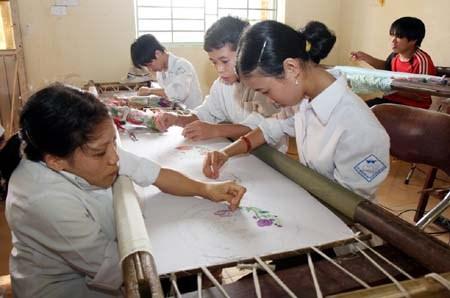 La Norvege assiste des handicapes vietnamiens dans l'integration sociale hinh anh 1