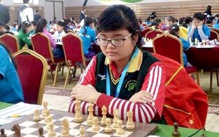 Echecs : succes vietnamien aux Championnats d'Asie juniors 2016 hinh anh 1