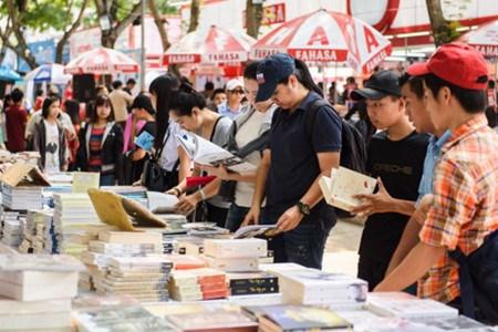 Activites en echo a la 3e Journee vietnamienne du Livre hinh anh 1
